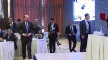 İSLAM DÜNYASI - Gençlik Ve Spor Bakanı Bak İle Bilal Erdoğan'a Filistin Özel Hizmet Ödülü