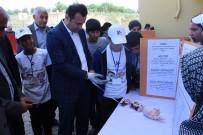 GÖÇERI - Göçeri Ortaokulunda TÜBİTAK Bilim Fuarı Açıldı