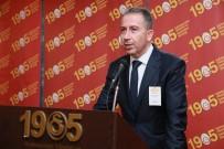 YUSUF YıLDıZ - GSYİAD'da Başkan Yeniden Metin Öztürk