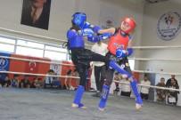 HAKKARİ VALİSİ - Hakkari'de 'Muay Thai İl Şampiyonası' Düzenlendi
