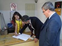 ŞEREF AYDıN - Havran Mesleki Eğitim Merkezi Adım Adım Başarıya İlerliyor