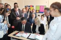 İZMIR İL MILLI EĞITIM MÜDÜRÜ - İki Ülke Bakanından Arnavuçta Dersi