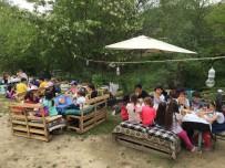 İlkokul Öğrenciler Mangal Partisi İle 'Hoşgeldin Bahar' Dedi