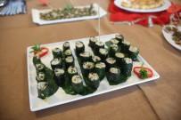 GİRESUN - Japonların Suşisi'ne Giresun'un Balıklı Çiğ Pancar Sarması Rakip Oldu