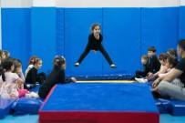 HIPERAKTIF - Jimnastik İle Sağlıklı Bireyler Yetişiyor