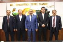 Karaman Ziraat Odası Başkanı Recep Muğlu, Adaylığını Açıkladı