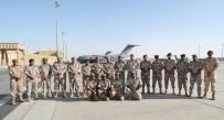 BAHREYN - Katar, Suudi Arabistan'daki '1. Ortak Körfez Kalkanı' Tatbikatına Katıldı