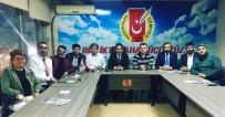 18 MAYıS - Kayseri Gazeteciler Cemiyeti Olağan Genel Kurulu 11 Mayıs'ta Yapılacak