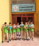 MEHMET ÖZCAN - Keşan Belediyesinin Gönderdiği Kitaplar Kızıltepe'ye Ulaştı