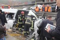 RAMAZAN CEYLAN - Kocaeli'deki Feci Kazada 2 Tutuklama