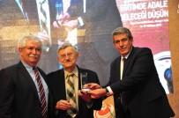 MEHMET ALI ÇALKAYA - Köy Enstitüleri Onur Ödülü Korkut Boratav'a
