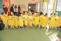 EĞİTİM DÖNEMİ - Kreşlerde 23 Nisan Kutlaması Başladı