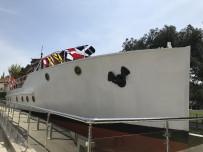 GEZİ TEKNESİ - 'M/G Acar' Deniz Müzesinde