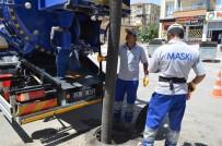 ÖZGÜR ÖZDEMİR - MASKİ 4 Yılda 226 Km Kanal Temizledi