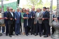 AHŞAP OYUNCAK - Meram'da 10 Gün Sürecek Sanat Etkinlikleri Başladı