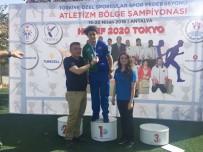 Milaslı Ebru Turgut Zoru Başardı