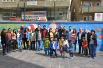 Miniklerden Kültür Merkezine Ziyaret