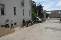 Mut'ta Yabancı Uyruklu 10 Kadın Yakalandı
