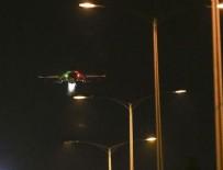 KARA HAVACILIK KOMUTANLIĞI - 'O gece uçanların hepsi FETÖ'cüdür'