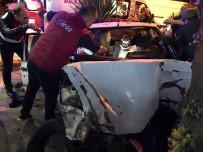 Ordu'da Trafik Kazası Açıklaması 2'Si Ağır 3 Yaralı
