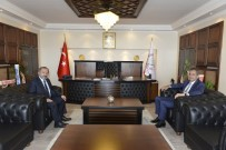 ÖSYM Başkanı Zonguldak'ta