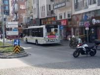 FÜNYE - Otobüsteki Şüpheli Valiz Korkuttu