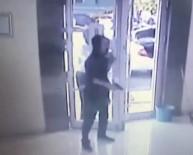 Oyuncak tabancayla banka soymaya kalktı