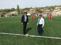 Pazarlar'da Futbol Turnuvası