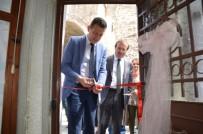 İBRAHIM ŞAHIN - Safran Rolyef Sergisi Açıldı