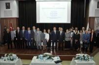 AYŞE TÜRKMENOĞLU - Selçuk'ta 'İnsan Hakları Ve Ombudsmanlık' Konferansı Yapıldı