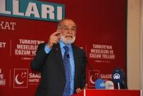 SONBAHAR - SP Lideri Karamollaoğlu'dan Erken Seçim Açıklaması