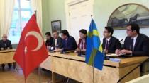 FIRAT KALKANI - TBMM Göç Ve Uyum Alt Komisyonu İsveç'te