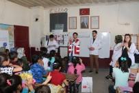 YILDIRIM BEYAZIT ÜNİVERSİTESİ - Tıp Öğrencileri Pazarcık'ta Sağlık Taraması Yaptı