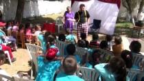 DİZİ OYUNCUSU - Tiyatro, Köy Çocuklarının Ayağına Gidiyor