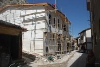 Tokat'ta Tarihi Sokakta 60 Bina Turizme Kazandırılacak
