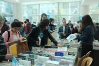 KÜLTÜR ŞÖLENİ - Trabzon Kitap Fuarı 20 Nisan Cuma Günü Açılıyor