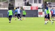 OSMANLISPOR - Trabzonspor'da Demir Grup Sivasspor Maçı Hazırlıkları