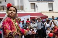 Turistlerden Turizm Haftası Etkinliklerine İlgi