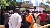 KANBER - Türk Kızılayı'ndan Kerkük'te İnsani Yardım