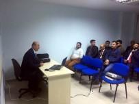HALIL UZUN - Türk Ocakları Kilis Şubesi Genel Kurulu Yapıldı