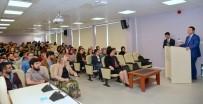 SOSYAL HİZMET - Uğur Bilge'den Meslek Hastalıkları Ve Sosyal Hizmet Konferansı