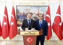 SALIM DEMIR - Vakıflar Genel Müdürü Adnan Ertem; 'Ulu Cami'de Ramazan Ayında Namaz Kılacağız'
