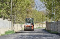 ALI ARSLANTAŞ - Vali Arslantaş, Köy Yollarında Başlatılan Sıcak Asfaltlama Çalışmalarını Yerinde İnceledi