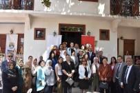 Vali Civelek, Kadın Akademisini Ziyaret Etti