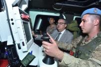 Vali Su, Jandarma Komando Bölüğünü Ziyaret Etti