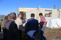 Varto'da Devlet-Vatandaş İşbirliğiyle Cami Yapımı