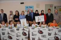 BESLENME ALIŞKANLIĞI - 'Yemekte Denge Eğitimi' Projesi Kapsamında Öğrencilere Sağlıklı Beslenmenin Önemi Anlatıldı