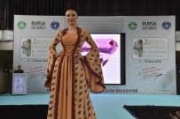 MANKENLER - Yeni Moda Ebru Desenli Kıyafetler