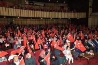 İLAHİYATÇI - Yıldırım'da 'Şehitlere Vefa Gecesi'