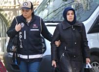 Yunanistan'a Kaçarken Gözaltına Alınan FETÖ'cünün Eşi De Yakalandı